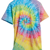 Adult Tie-Dyed T-shirt