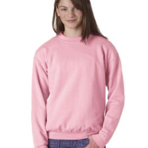 Gildan Youth 50/50 Crewneck Sweatshirt Thumbnail