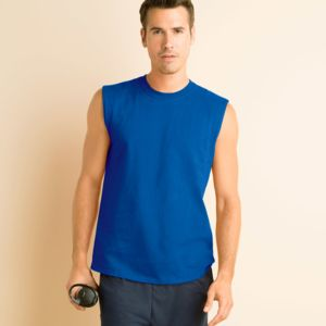 Gildan Ultra Cotton Sleeveless Tee Thumbnail