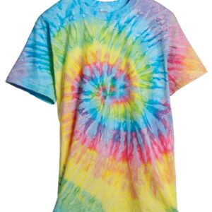 Adult Tie-Dyed T-shirt Thumbnail