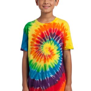 Port & Company Youth Tie Dye T-shirt Thumbnail