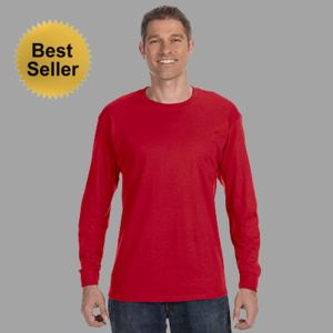Gildan Cotton Long Sleeve Thumbnail