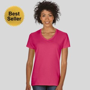 Gildan 100% Cotton Ladies Tee Thumbnail